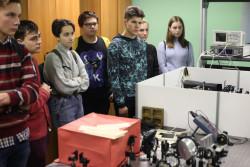 4 декабря - День открытых дверей факультета Фотоники и оптоинформатики!