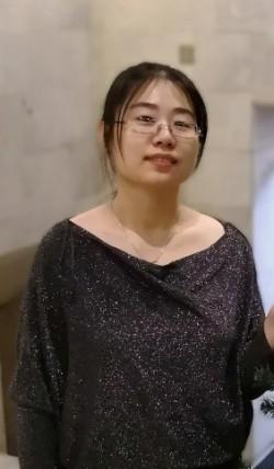 Поздравляем Лю Синьжуй c успешной защититой кандидатской диссертации на соискание учёной степени кандидата физико-математических наук!