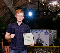 Павел Соколов – победитель Всероссийского конкурса студенческих ВКР 2019 года!