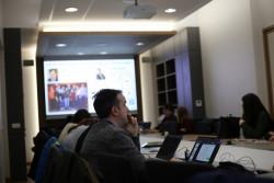 Ученые Университета ИТМО провели симпозиум по терагерцовой фотонике и оптоэлектронике в Париже.