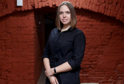 Мария Жукова, аспирантка факультета Фотоники и оптоинформатики Университета ИТМО – трижды лауреат стипендии Президента РФ.