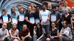 В Международном институте «Фотоники и оптоинформатики» Университета ИТМО закончила свою работу пятая Международная летняя школа по фотонике и оптоинформатике – «Summer Camp in Photonics – 2019».