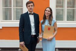 Два студента Университета ИТМО вошли в число лучших выпускников Петербурга 2020 года.