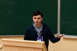 Студент магистерской программы «Физика и технология наноструктур» Руслан Азизов принял участие в образовательном форуме «Физика и мегасайенс»