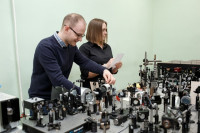 Laboratory of Quantum Processes and Measurements Launches at the Faculty of Photonics and Optoinformatics. Interview with Researcher