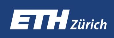 ETH Zurich (Swiss Federal Institute of Technology in Zurich)